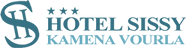 Hotel Sissy – Kamena Vourla Beach Resort Greece Logo